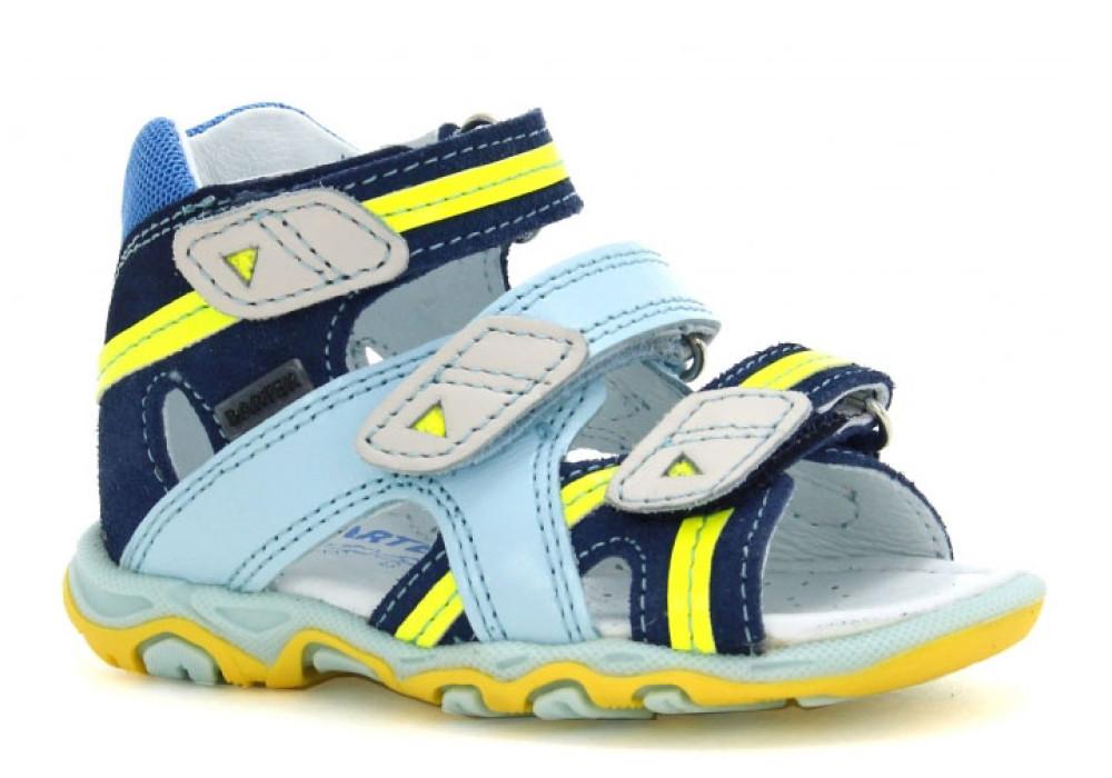 сандали высокие 11708-1/170