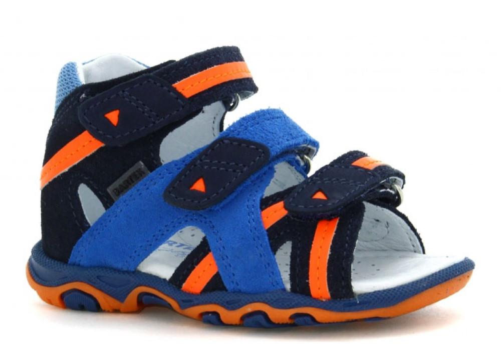 сандали высокие 11708-1/1PZ