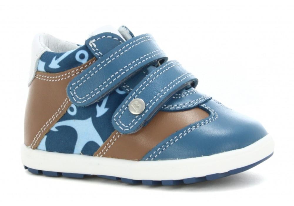 ботинки W-11729/1NA