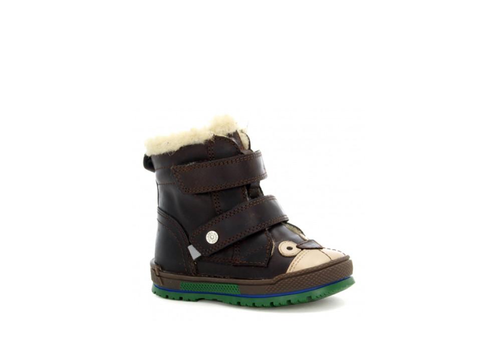 ботинки зимние 410410/UPM