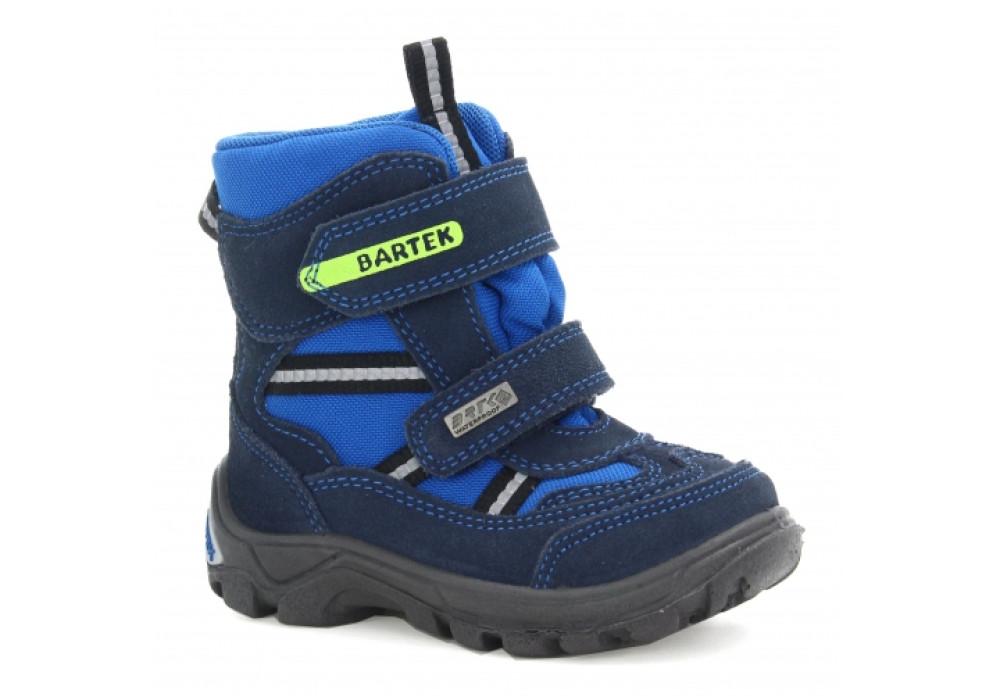 ботинки зимние 41931/KAZ