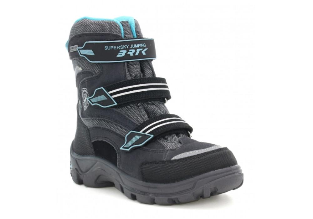 ботинки зимние 44672/66D