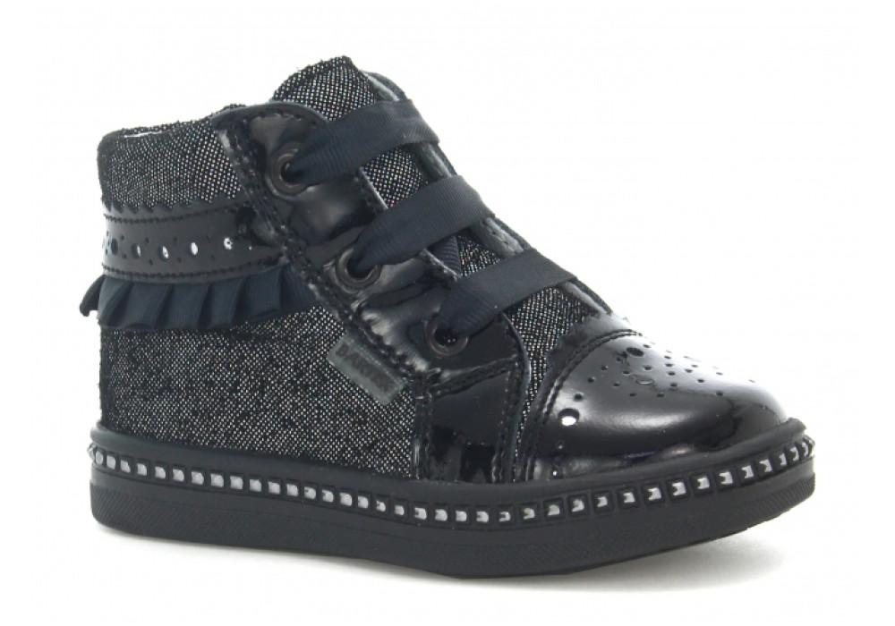 ботинки утепл. 41846P/LBL