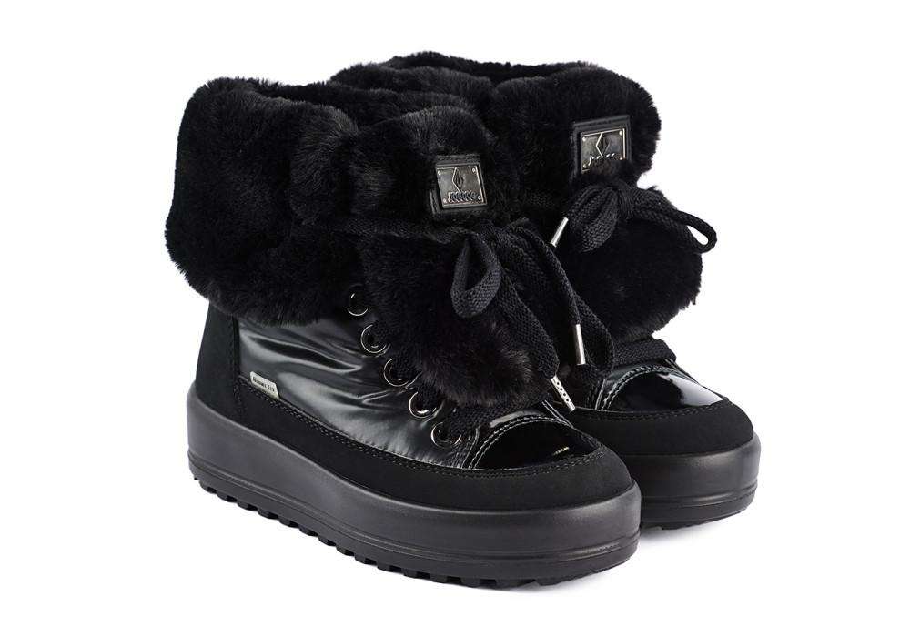 ботинки зимние 30207R
