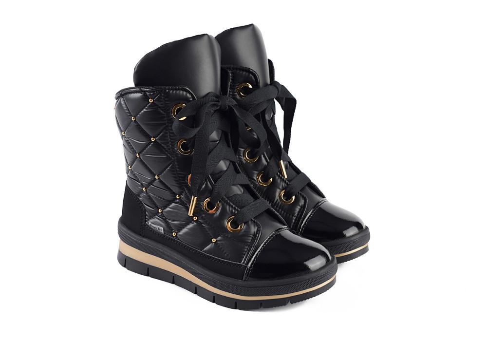 ботинки зимние 14015R