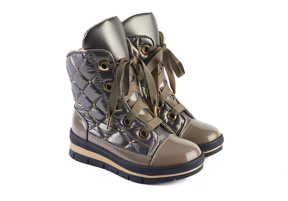 ботинки зимние 14015RG