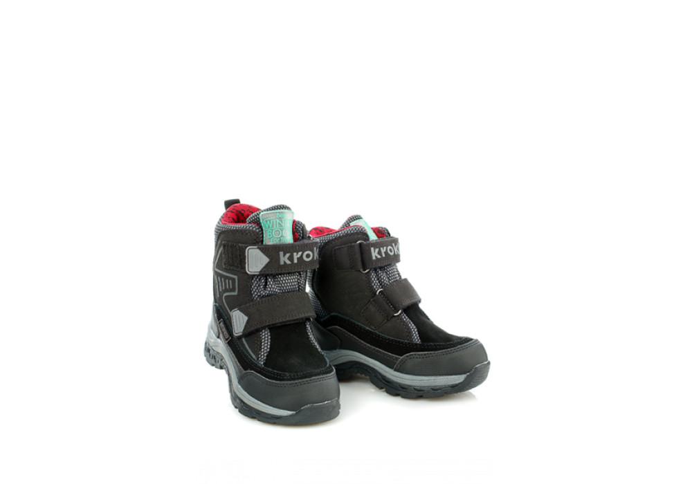 ботинки зимние 80707