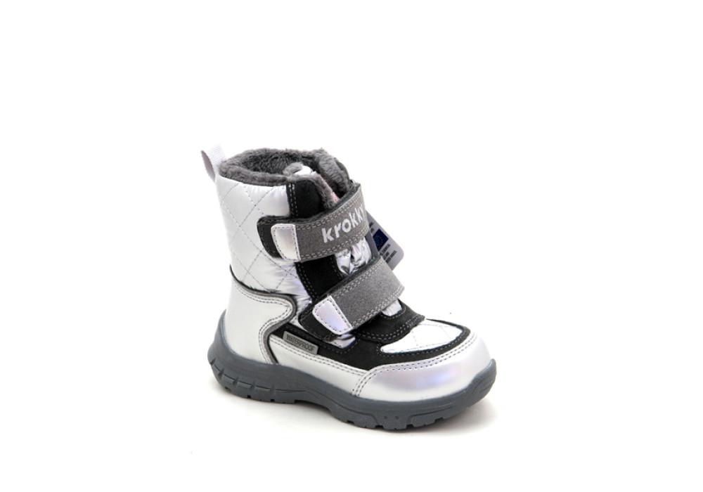 ботинки зимние 81208