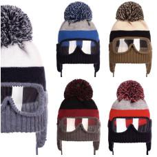 шапка зимняя 20Z204K