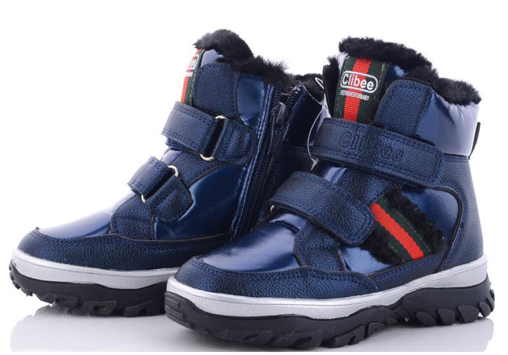 ботинки зимние A 251-6 B